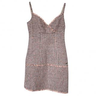 Chanel Lesage Tweed Fantasy Dress