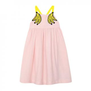 Stella McCartney Kid's Banana Patch Dress