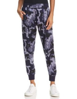 ATM Anthony Thomas Melillo Pull On Pant in Blue Camo