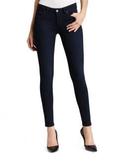 Paige Dark Blue Transcend Verdugo Ultra Skinny Jeans