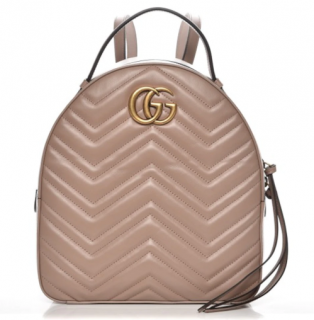 Gucci GG Marmont Backpack Matelasse