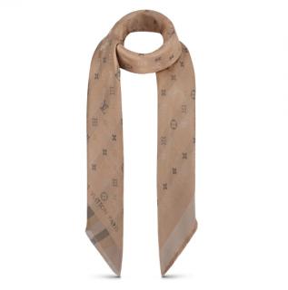Louis Vuitton So Shine Monogram Shawl