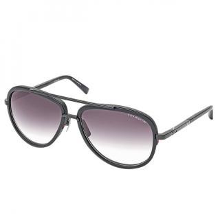 Dita Black Titanium Mach Two Mens Sunglasses