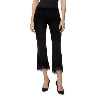 J Brand Velvet Selena Boot Cut Jeans