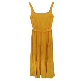 Michael Michael Kors Yellow Summer Dress