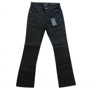 Saint Laurent Black D28 Jeans
