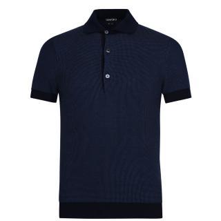 TOM FORD Bi Colour Polo Shirt