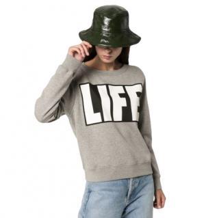 Moncler Grey LIFE Sweatshirt