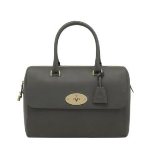 Mulberry Del Rey Slate Grey Tote Bag