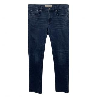 Burberry Brit mens blue jeans