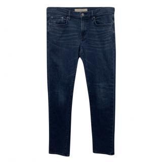 Burberry Brit mens blue jeans