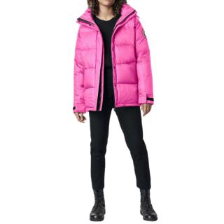 Canada Goose Summit Pink Down Approach Jacket