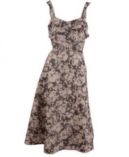 Acne Studios Ikat Print Lillian Dress