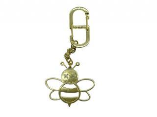 Dior metal 'Bee' Keychain