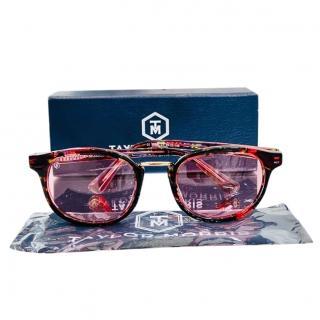 Taylor Morris Vintage Pink Wonderland Sunglasses