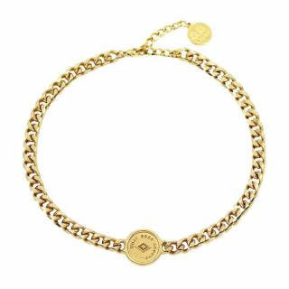 By Alona 22kt Gold Plated Adelle choker