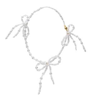 Simone Rocha x H&M Bow-Detail Necklace