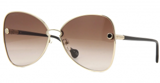 Ferragamo Brown SF184S Sunglasses