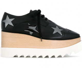 Stella McCartney Elyse stars platform shoes