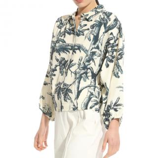 Max & Co. Botanical Printed Shirt
