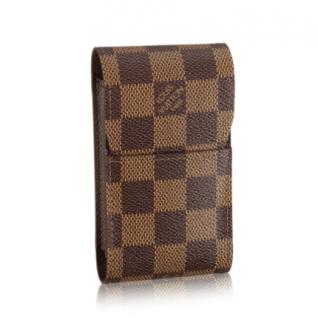 Louis Vuitton Cigarette Case in Damier Ebene