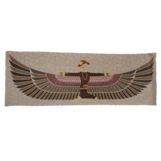 Chanel Brown & Black Cashmere Coco Wings Paris/Egypt Stole