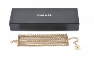 Chanel CC Charm Multichain Bracelet
