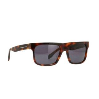 Alexander McQueen AM0037S Tortoiseshell Sunglasses