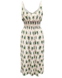 Emilia Wickstead floral print  Dress