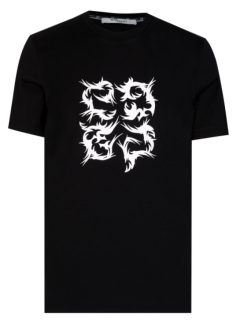 Givenchy Black 4G Logo Black T-Shirt