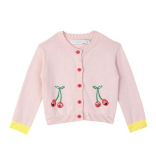 Stella McCartney Kids 3m Cherry Cardigan
