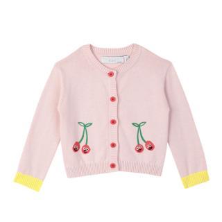Stella McCartney Kids 3m Cherry Cardigan
