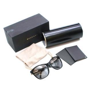 Bvlgari Black Serpenti Sunglasses