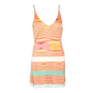 Missoni Mare Multicoloured Mini Dress