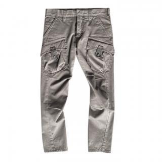 DSquared2 Khaki Cargo Pants