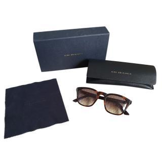 Kirk Originals Parker Tortoiseshell Sunglasses