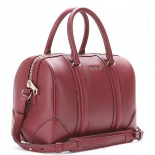 Givenchy Burgundy Leather Lucrezia Bag