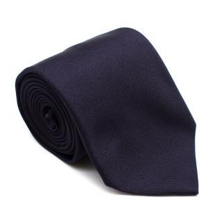 Boggi Milano Navy Silk Tie