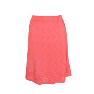 M Missoni Lightweight Knit Skirt
