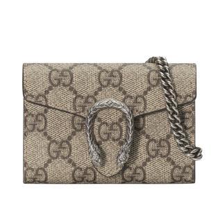 Gucci Supreme Dionysus Chain Coin Purse