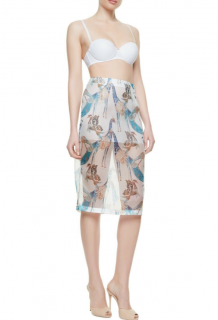 La Perla Paradise Suspender Skirt