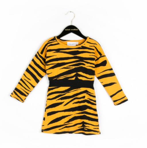 Mini Rodini Tiger Stripes Dress
