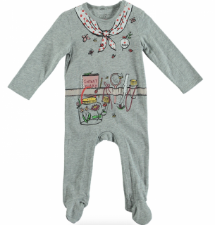 Stella McCartney I Love Bugs 9M Babygrow