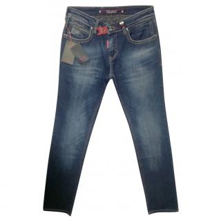 DSquared2 Mens Straight Leg Jeans