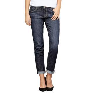 Paige Blue Jimmy Skinny Boyfriend Jeans