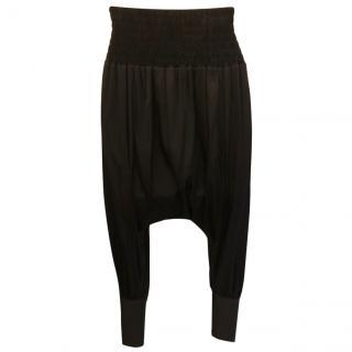 Thomas Wylde Black Harem Pants