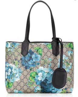 Gucci Blooms Small Open Tote Bag