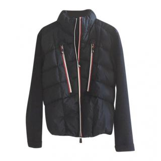 Moncler Black Mens Goose Down Jacket