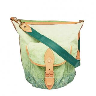 Louis Vuitton Green Ombre Sunburst PM Bag