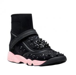 Dior Techno Fusion high top sneakers